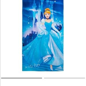 Disney Cinderella Beach Towel – Personalized